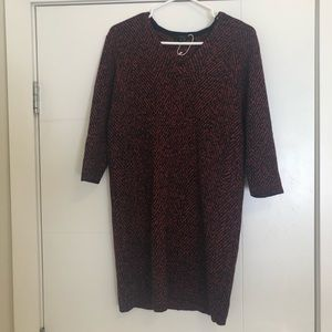 NWOT COS Wool/Mohair Sweater Dress